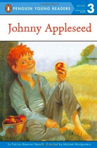 Johnny Appleseed Book Cover