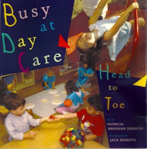 Busy at Day Care Book Cover
