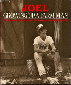 Joel Growing Up A Farm Man Book Cover