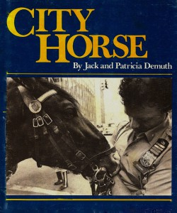 City Horse Book Cover
