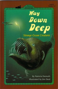 Way Down Deep Book Cover