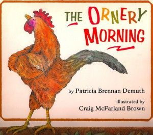 The Ornery Morning Cover