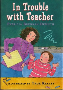 In Trouble With Teacher Book Cover