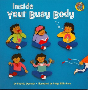 Inside Your Busy Body Book Cover